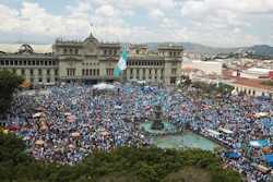 demonstration-guate